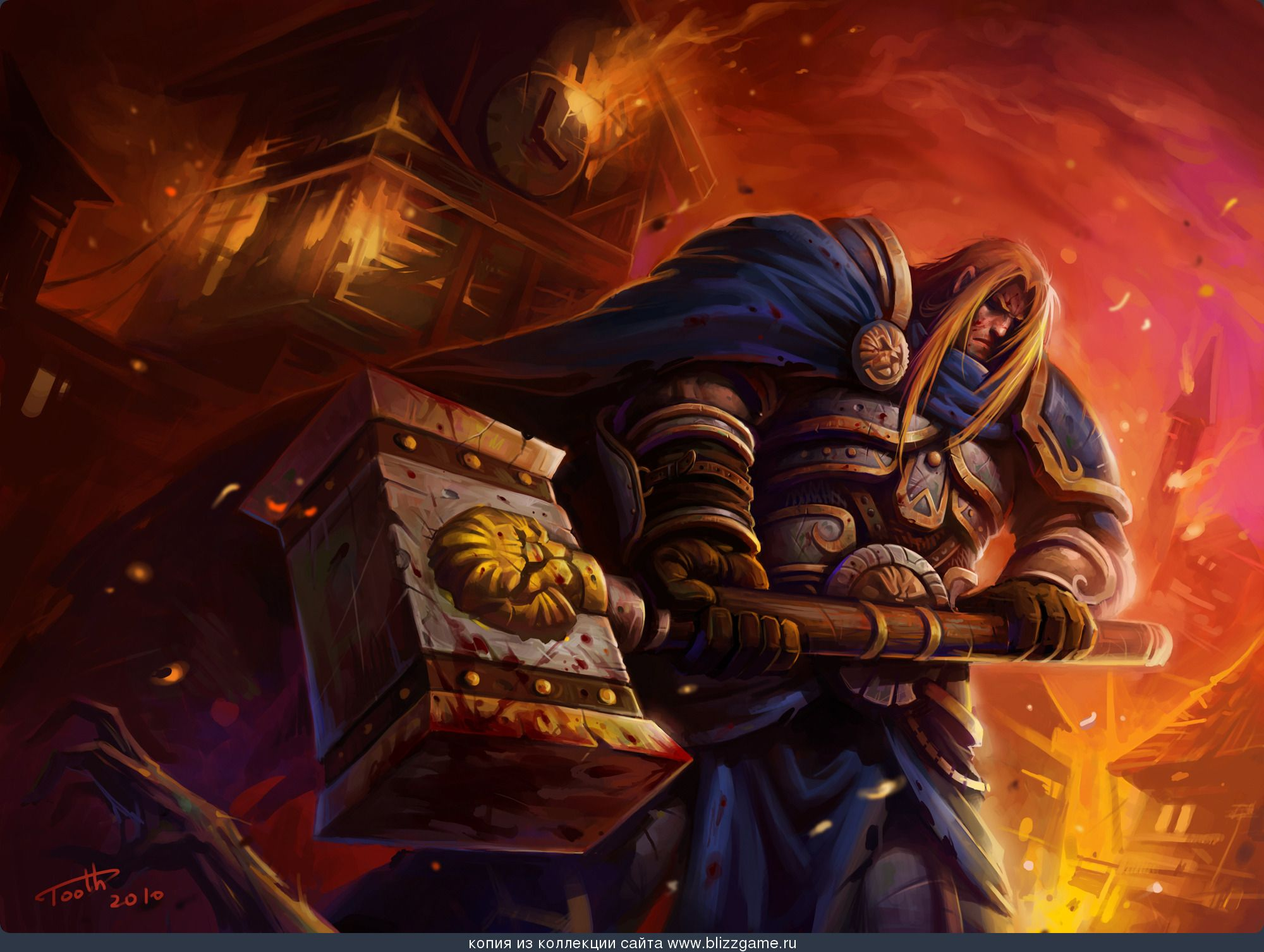 Young Arthas By Tooth World Of Warcraft Wallpaper Warcraft Art Warcraft