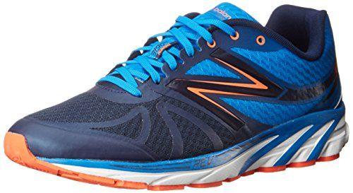 New Balance Mens M3190V2 Neutral Running Shoe BlueOrange 9 D US ** You can  find