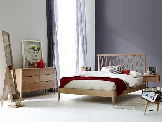 Interesting Bed Frames nordic aspire queen bed frame assume tassie oak or vic ash