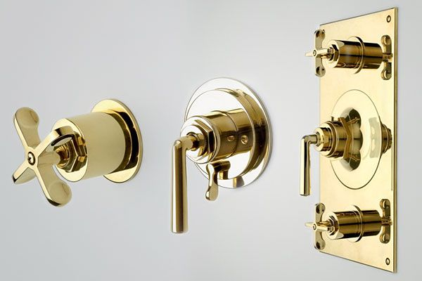 AMERICAN HOME FITTINGS - Waterworks Collection, Henry Volume Control ...
