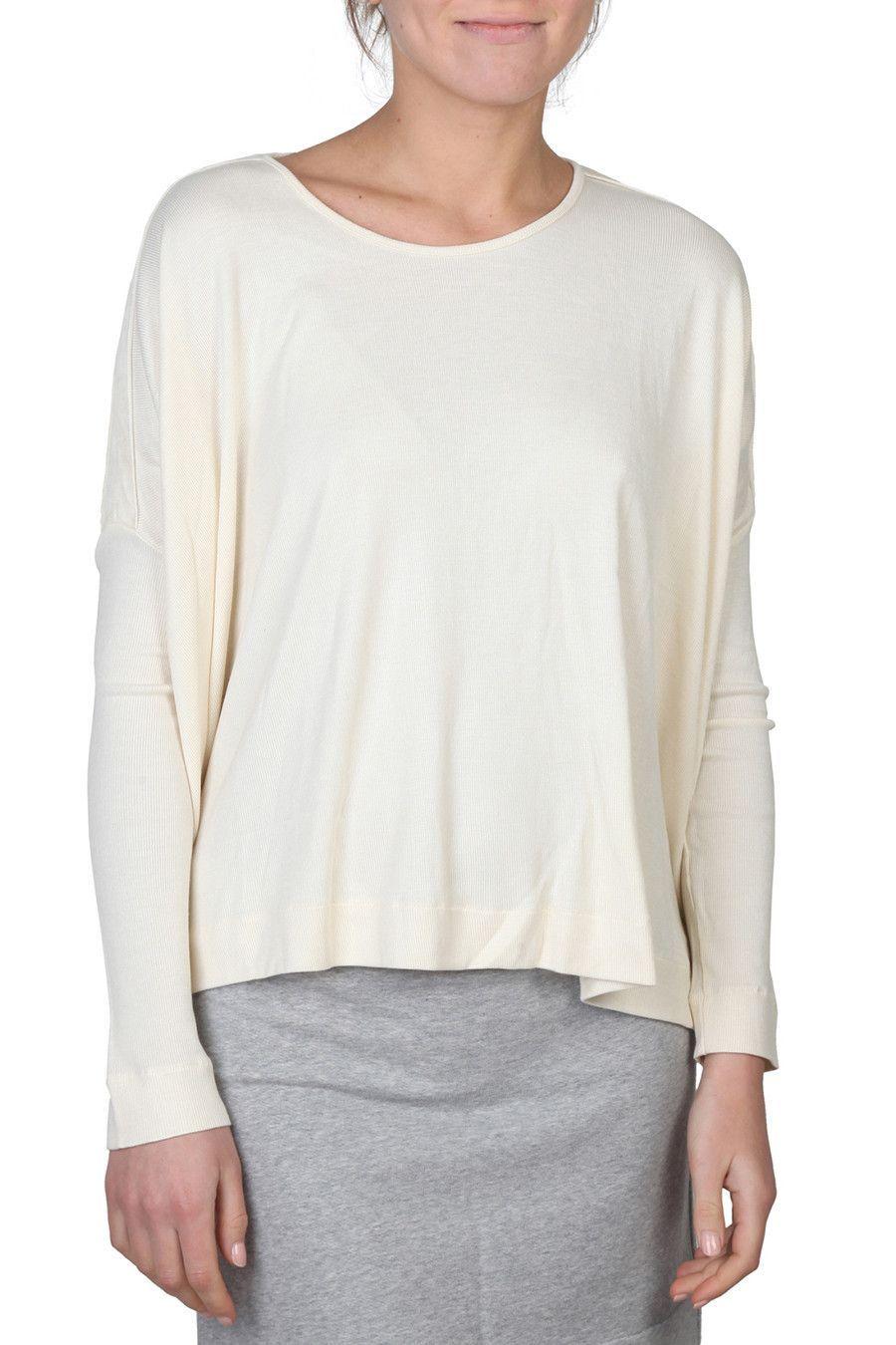Chloe Maglia Sweatshirt In Cream