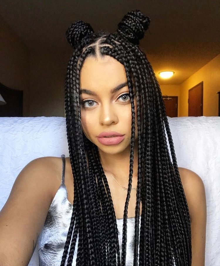 Beauties And Cuties Hair Goals 2 Peinados Con Trenzas