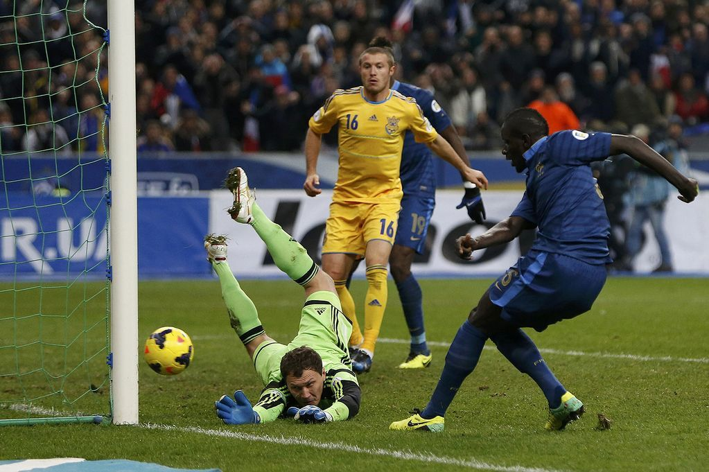 France 30 Ukraine Full replay of the crucial World Cup