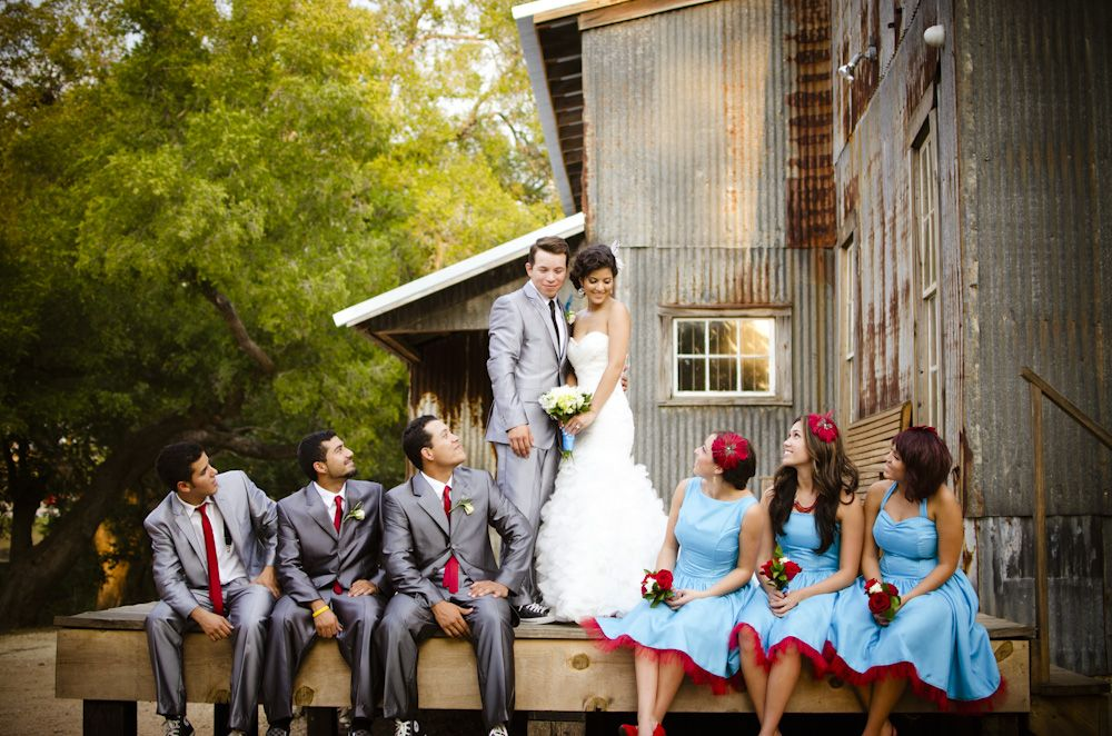 Zedler Mill San Marcos Wedding