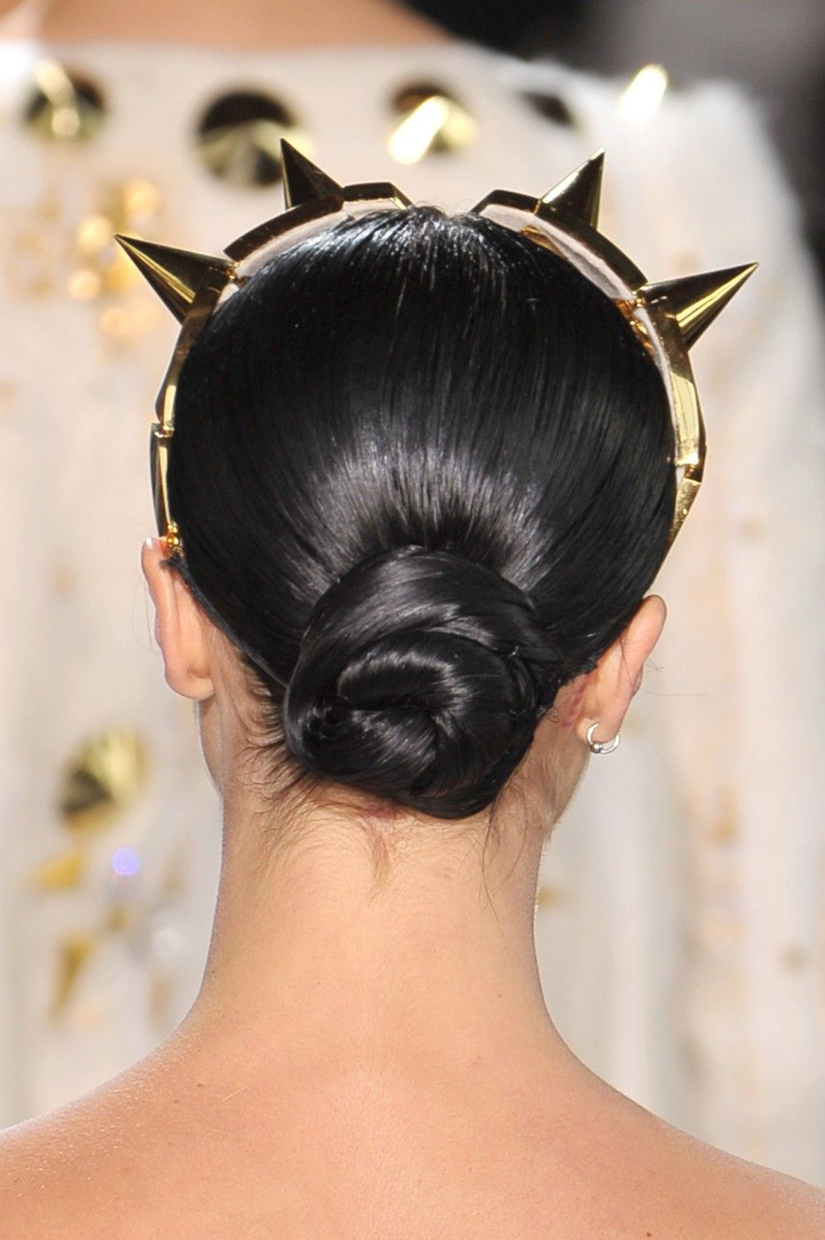 givenchy fall 2009 studded headband