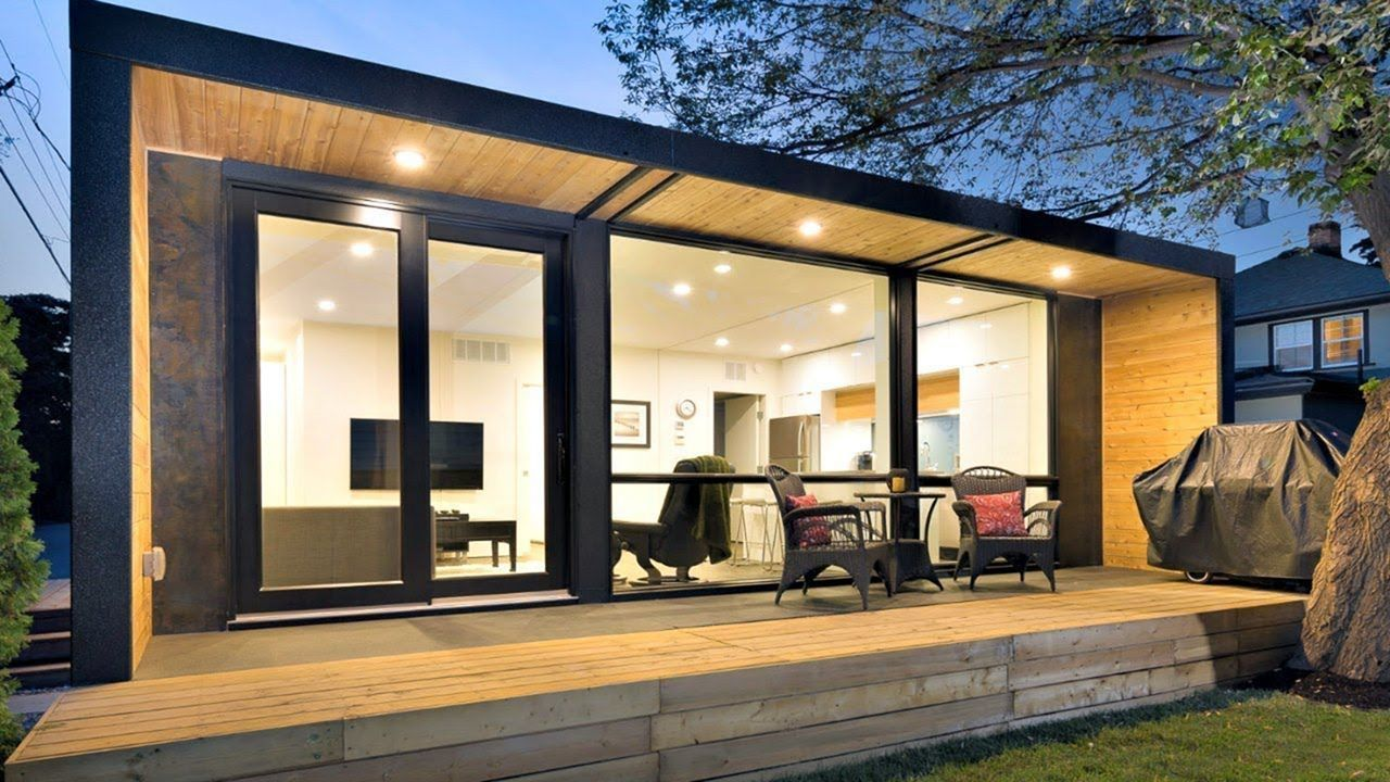 25+ Incredible Modern Minimalist Container House Design
