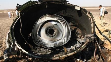 Can't rule out terror plot in Sinai plane crash: US intelligence chief   In this photo made available Monday, Nov. 2, 2015, and provided by Russian Emergency Situations Ministry, Egyptian Military experts examine a piece of an engine at the wreckage of a passenger jet bound for St. Petersburg in Russia that crashed in Hassana, Egypt, on Sunday, Nov. 1, 2015   http://eyecatchyinfo.com/cant-rule-out-terror-plot-in-sinai-plane-crash-us-intelligence-chief#sthash.JaLSS9cE.dpuf  #usa #russia #un