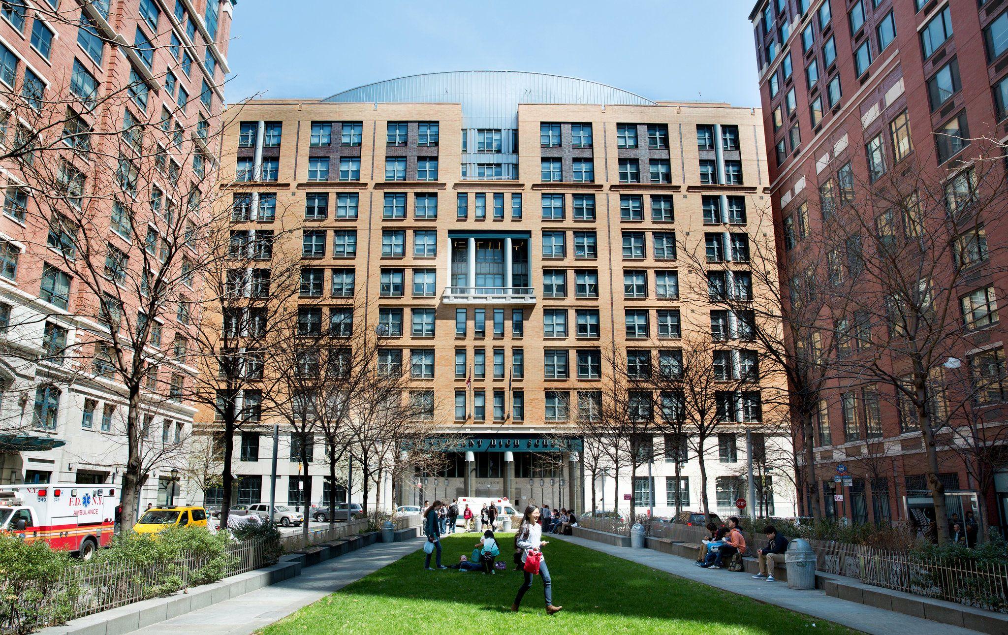 New york city boroughs manhattan stuyvesant high for Stuyvesant ny