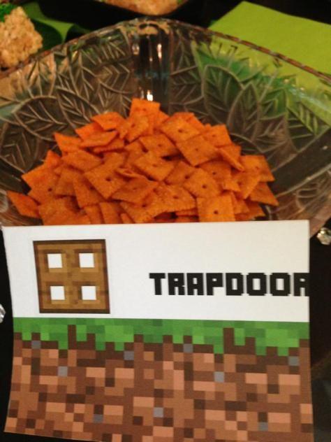 Minecraft birthday party tents birthdays and minecraft party ideas minecraft birthday party forumfinder Choice Image