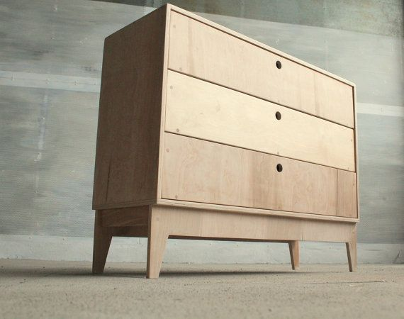 Seal Plywood Bureau Chest Of Drawers Furniture Plywood Furniture Furniture Chest Of Drawers