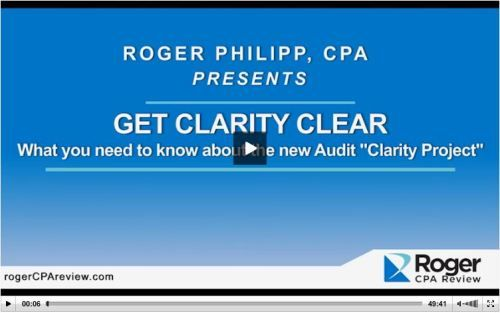 Get Clarity Clear: What you need to know about the Audit
