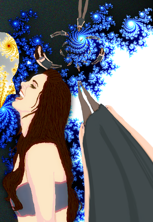 something i made using tumblr ref pics. one was of ldr, as you can see.