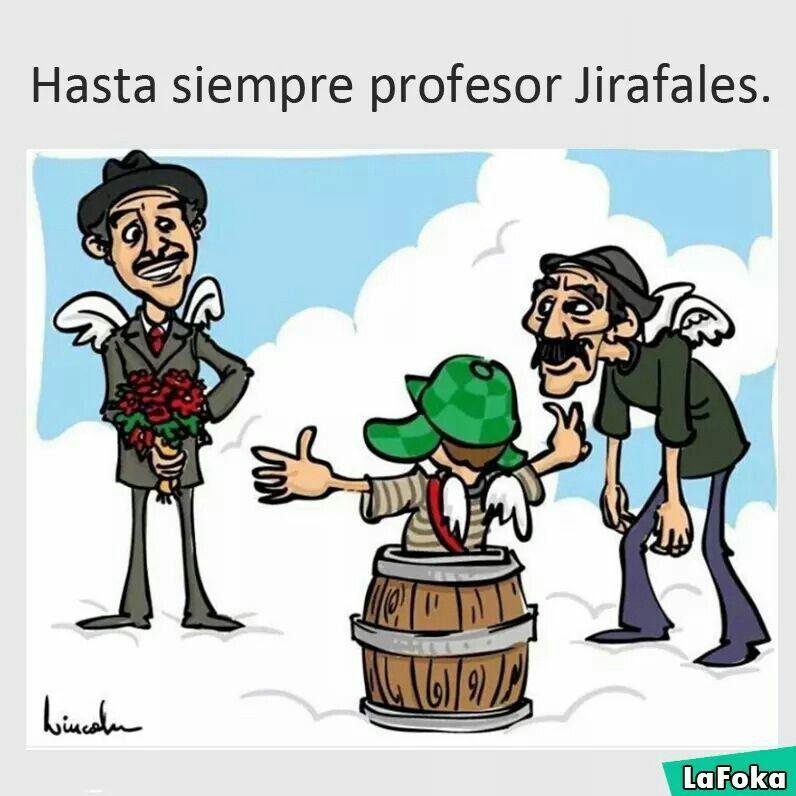Por siempre profesor