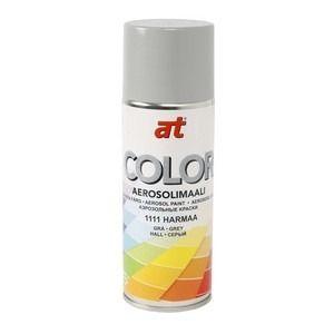 60-9427   AT-Color spraymaali harmaa 400ml  Kaapinoviin?
