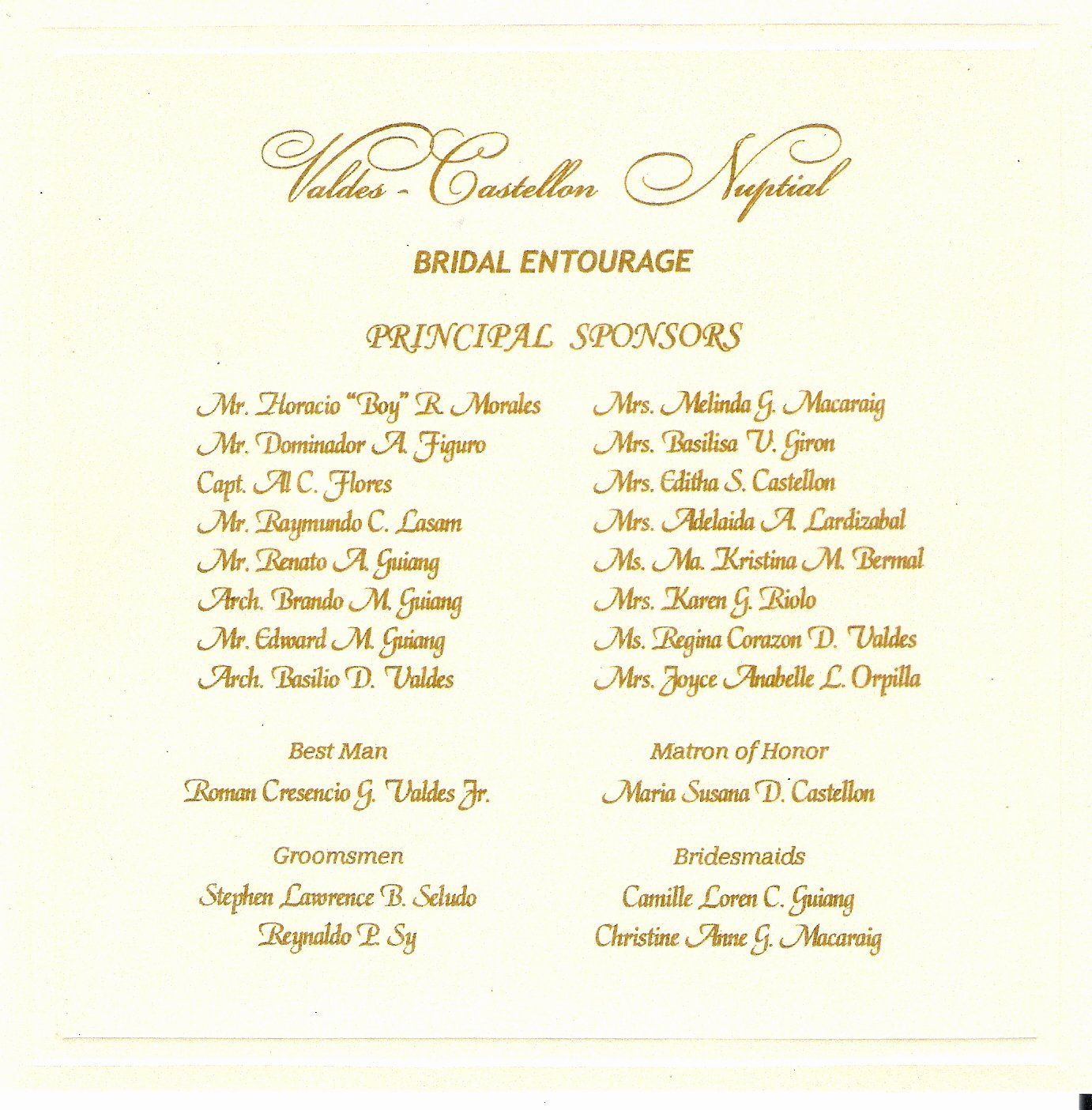 Wedding Invitations List Template Luxury Wedding Invitation