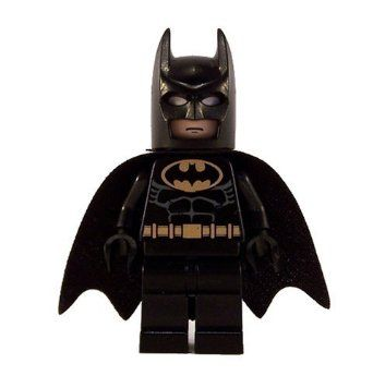 "Amazon.com: Batman (Black) - LEGO Batman 2"" Figure: Toys & Games ..."