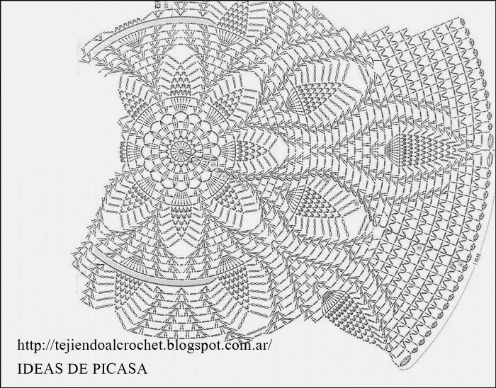 Pin de María Escobar en Crochet 3 | Pinterest | Boleros tejidos ...