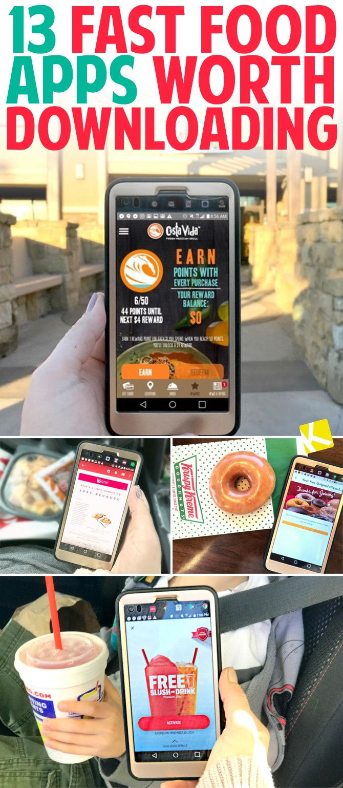 19 Best Restaurant & Fast Food Apps with Free Food Coupons