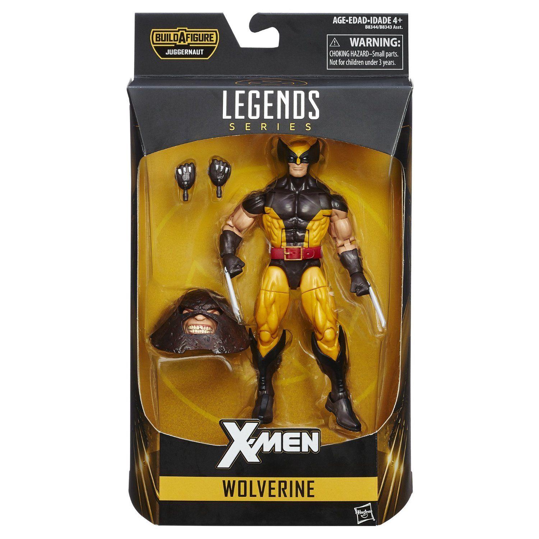 Buying Guide Marvel Legends Juggernaut Series Wolverine Hero Hunt Marvel Legends Hasbro Marvel Legends Wolverine Marvel