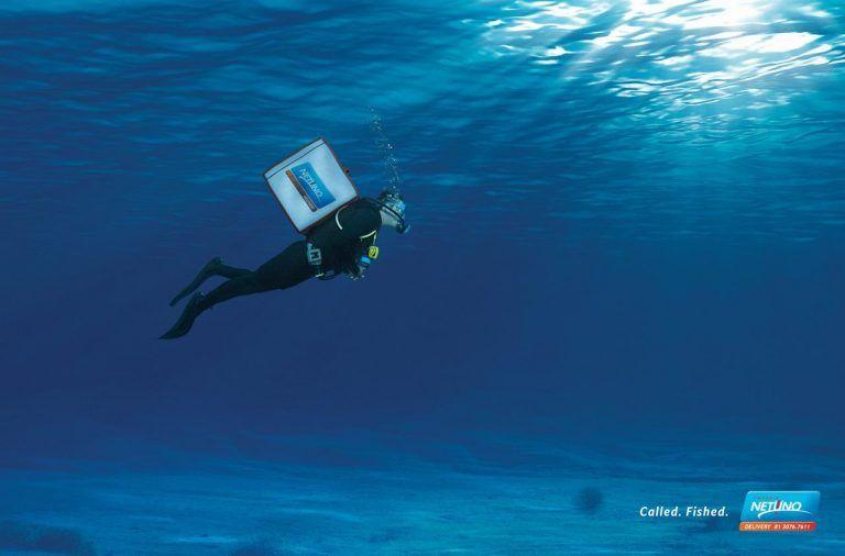 Neptuno - Livraison fraîcheur #hyperbole #jetudielacom