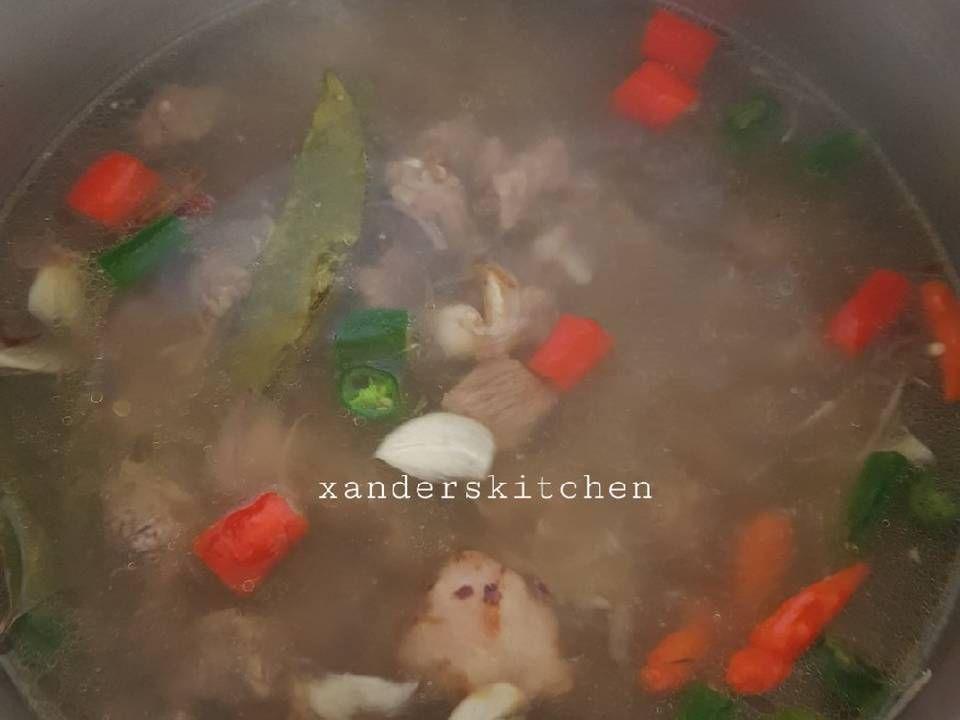 Resep Asem Asem Daging Oleh Xander S Kitchen Resep Resep Masakan Masakan Resep