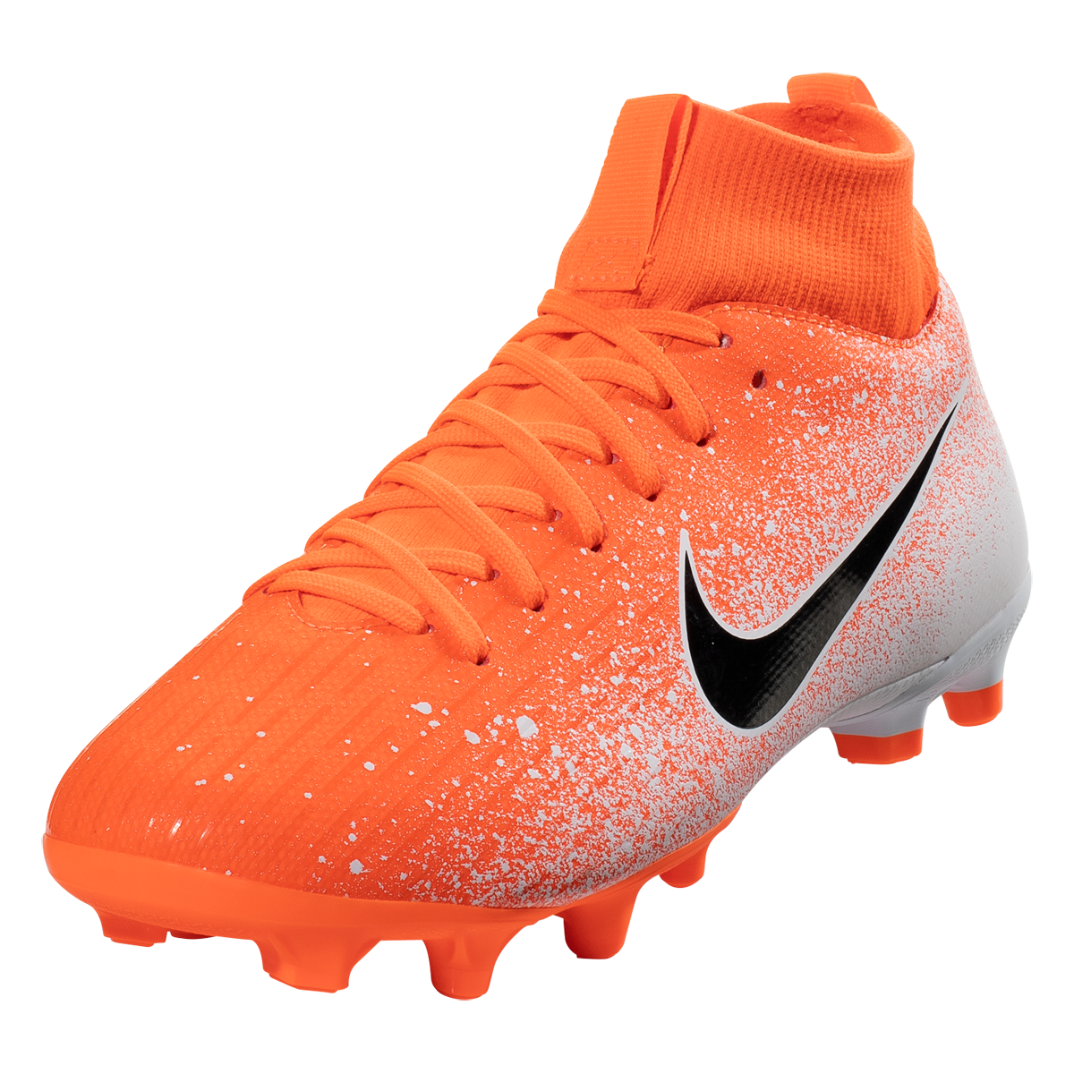 Nike Junior Mercurial Superfly Vi Academy Gs Mg Multi Ground Soccer Cleat Hyper Crimson Black White 5 5 Soccer Cleats Soccer Cleats Nike Cleats