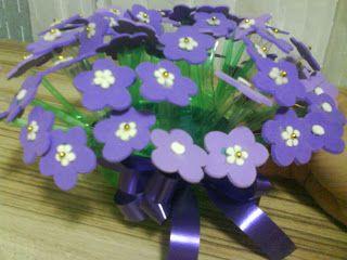 Blog Iris Medeiros Lembranca Dia Das Maes Flores De E V A E