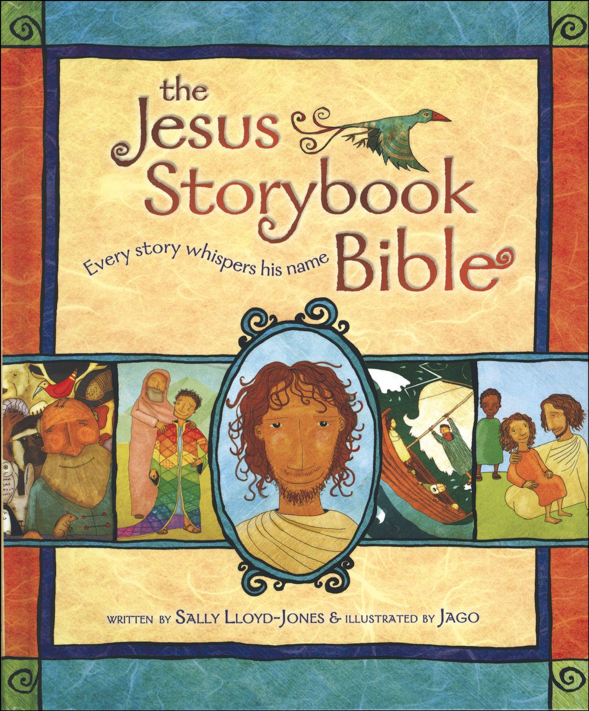 The Jesus Storybook Bible In 2020 Sally Lloyd Jones Bible For Kids Childrens Bible