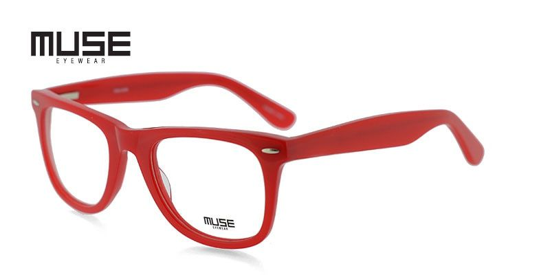 ea49c88c42a Muse College Cherry Red Prescription eyeglasses   GlassesUSA  90 (55% Off  w new55)