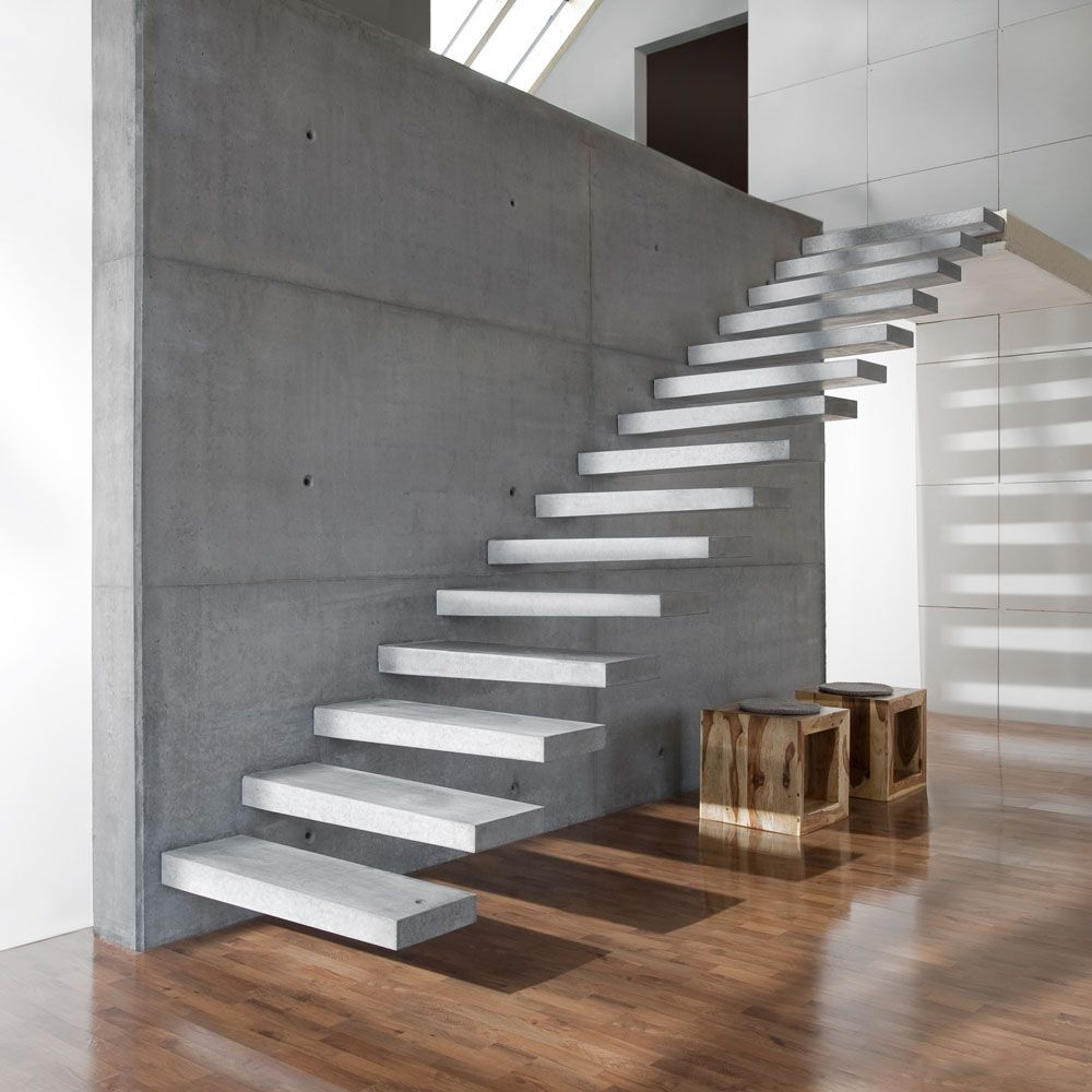 Best Pin By N O O N E On H O M E Staircase Design Cantilever 400 x 300