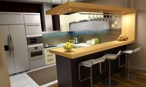 Resultado de imagem para cocinas con desayunador modernas reforma resultado de imagem para cocinas con desayunador modernas thecheapjerseys Images
