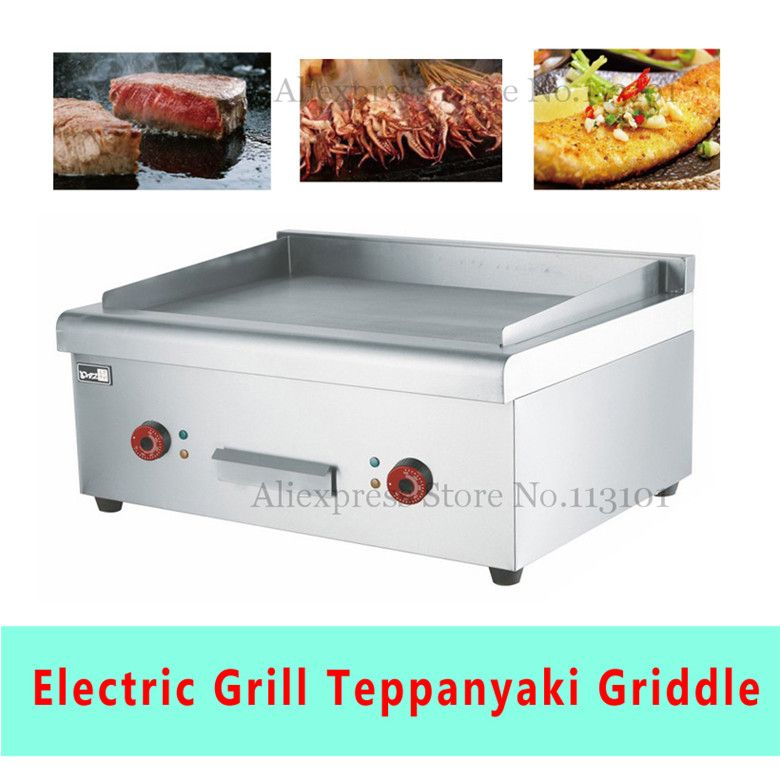 279 50 Buy Here Http Appdeal Ru Efng Stainless Steel Electric Grill Griddle Upscale Teppanyaki Griddle With Flat Teppanyaki Electric Grill Easy Grilling