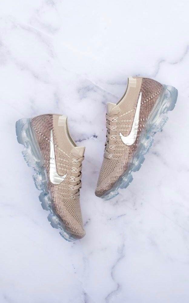 Tendance Basket 2017 Nike Air Vapormax Flyknit Shoes Sneakers Fashion Cute Shoes