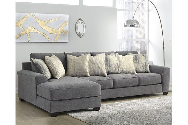 Best Castano 2 Piece Sectional With Chaise Ashley Furniture 400 x 300