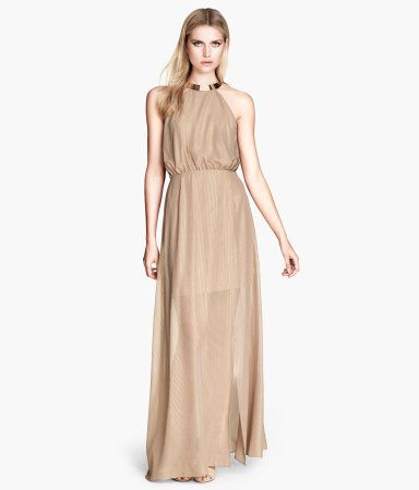 27d56a6ef364 This flowing chiffon  maxi is a gorgeous option for a wedding guest.   NewArrivals  Kohls
