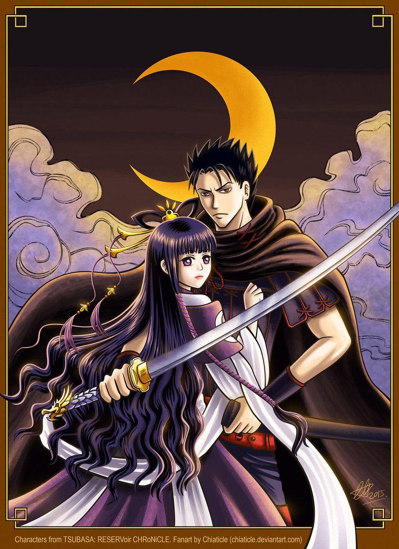 TRC: The Ninja and The Princess by Chiaticle.deviantart.com on @DeviantArt