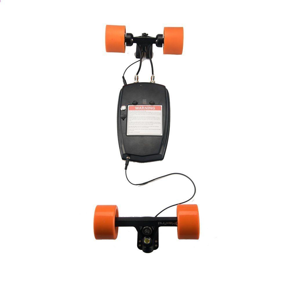 Skateboard To Longboard Conversion