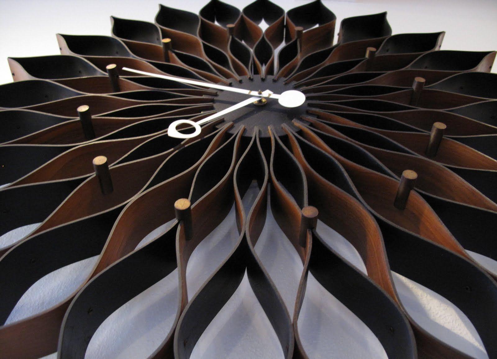 Nelson Nelson Sunflower Clock   Google Search