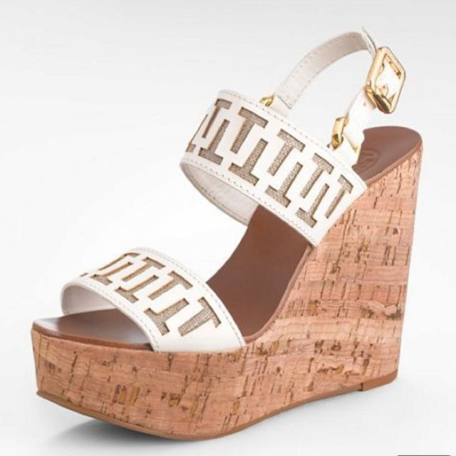 db5bc99ffb Tory Burch wedges | MY style | High wedges, Shoes, Wedges