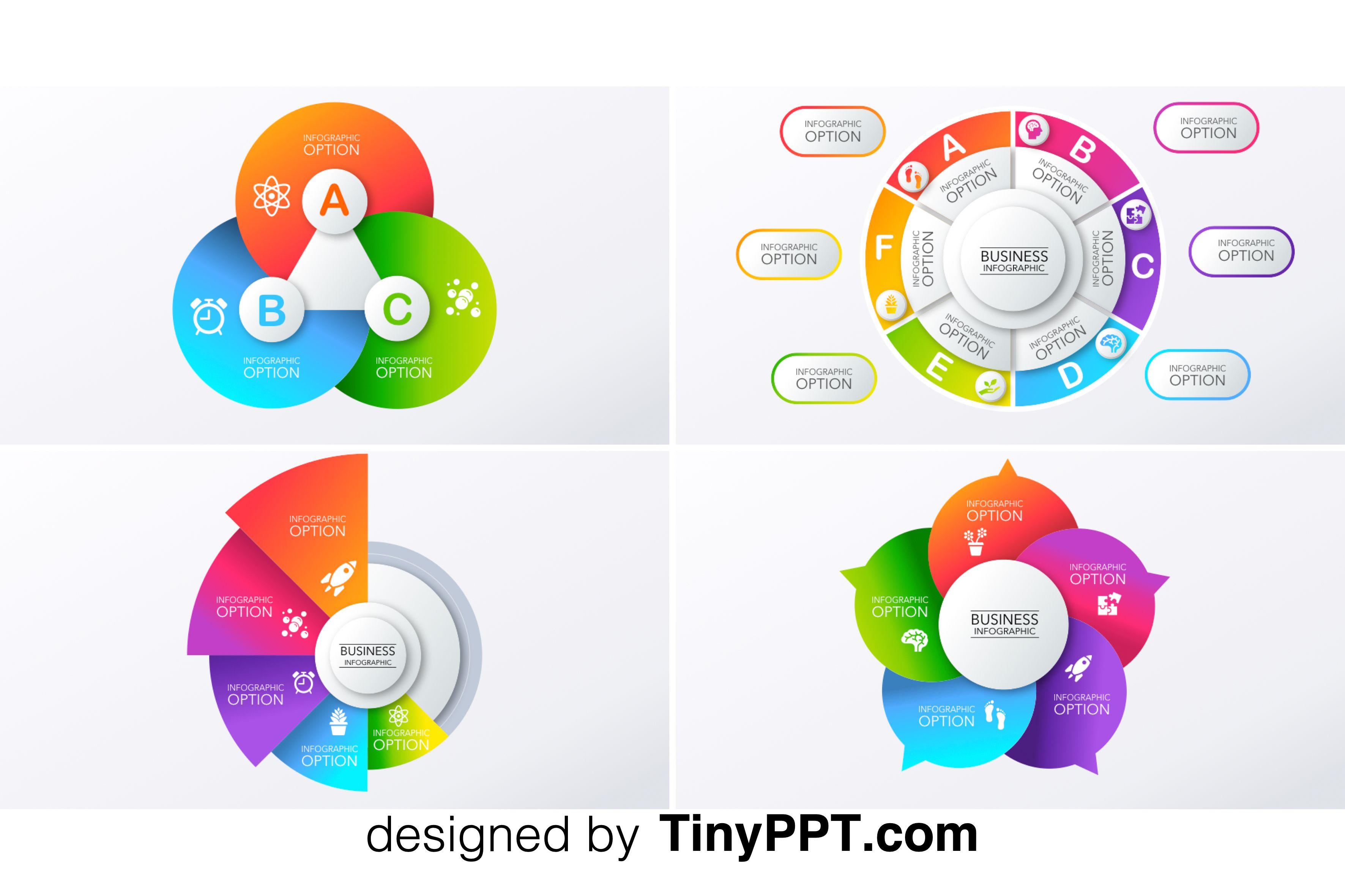 Google Slides Smartart Templates   Infographic powerpoint ...