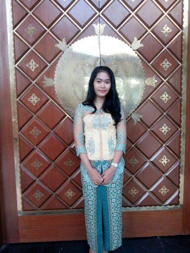 Photo of Indonesian Kebaya for graduation