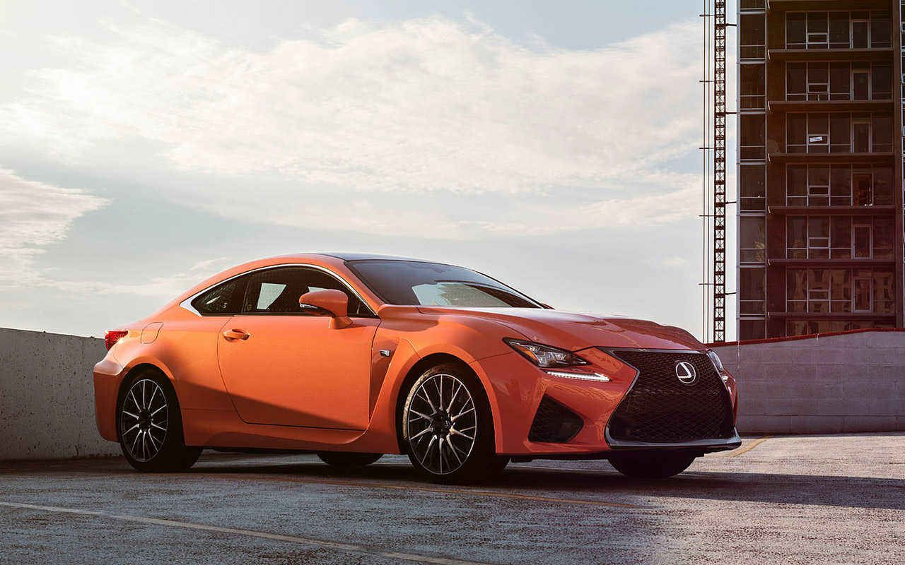 2018 Lexus RC F Sport Price and Release Date As the