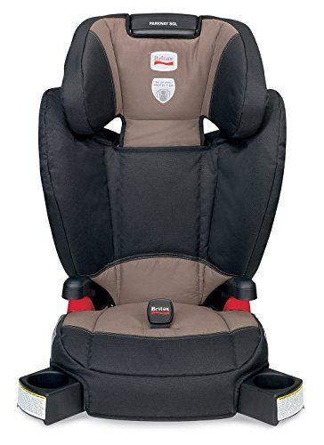 Britax Parkway Sgl Belt Positioning Booster Seat Desert Palm