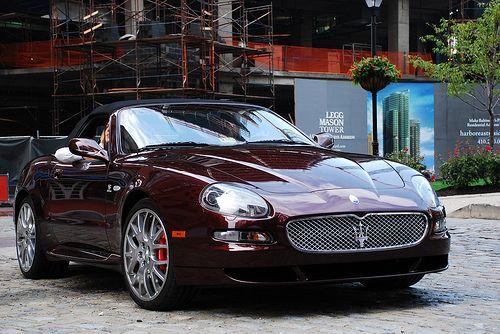 Maserati 4200 Spyder | luxury cars | Pinterest | Maserati, Cars and