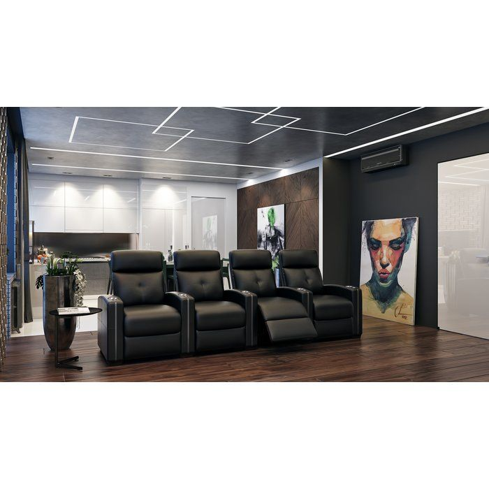 Home Theater Configurable Seating (With Images)