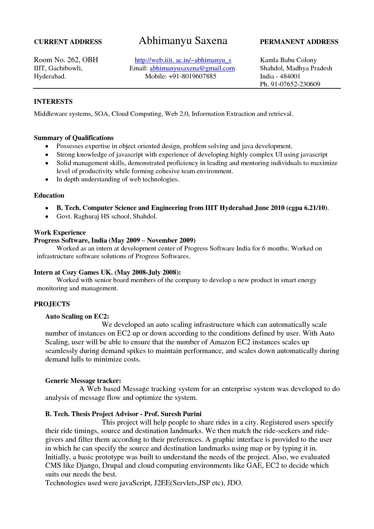 Scholarship Resume Template Google Docs in 2020 Student