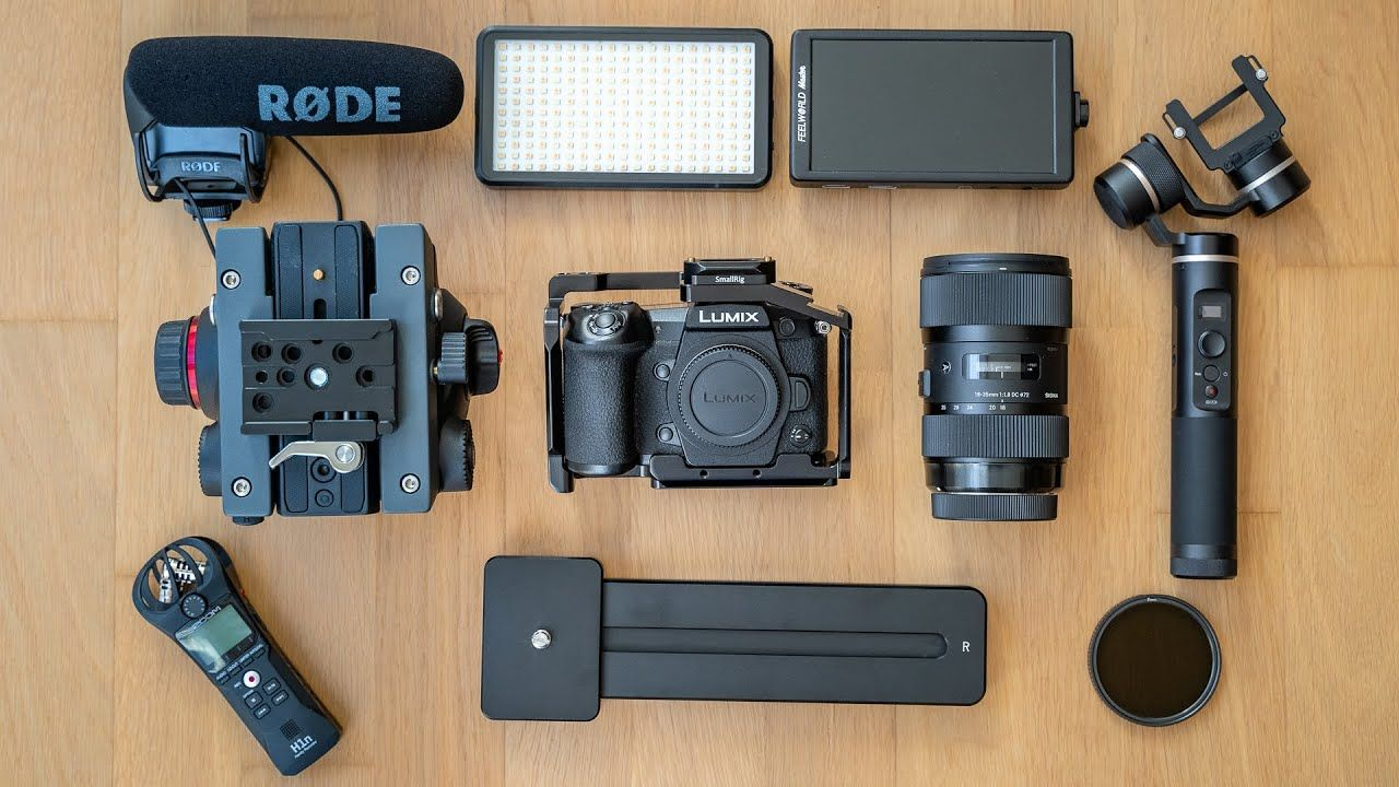 10 Great Accessories for Filmmaking with Sony A7III / GH5