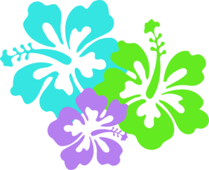 tropical flower clip art google search wooden signs pinterest rh pinterest com tropical flowers clip art free