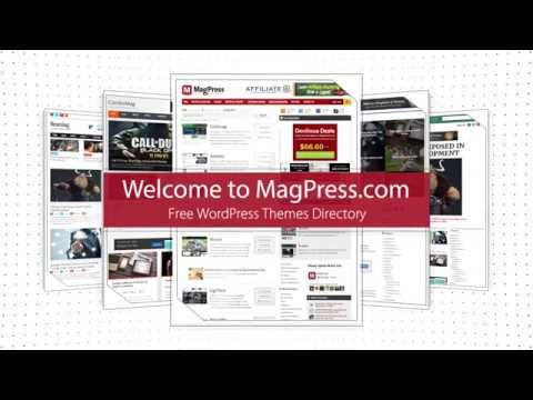 More than 450+ Free Responsive WordPress Magazine Themes for Your ...