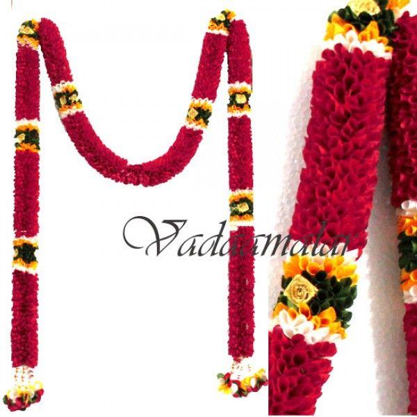 Door Way Garlands Home Decorations Synthetic Indian Garland Washable